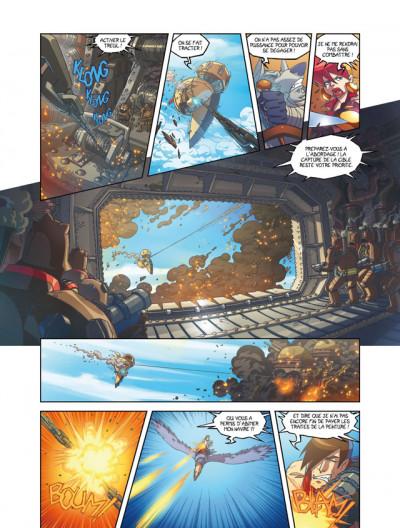 Page 2 azur tome 3 - la déesse Orc