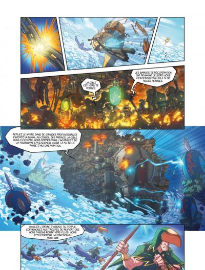 Page 3 azur tome 3 - la déesse Orc