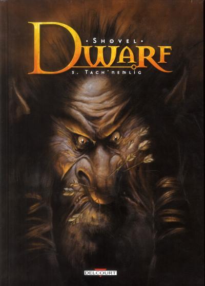 Couverture Dwarf tome 3 - Tach'nemlig