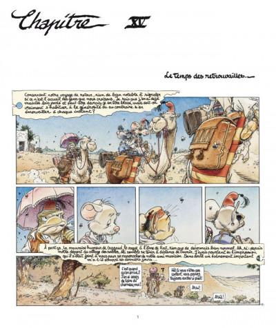 Page 1 le vent dans les sables T.5 - du souk dans la casbah