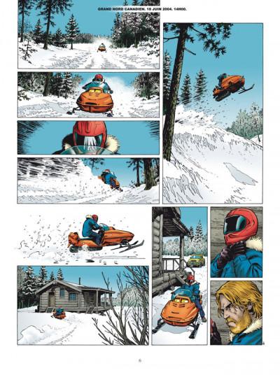 Page 4 le chant des stryges - intégrale tome 3 - tome 7 à tome 9