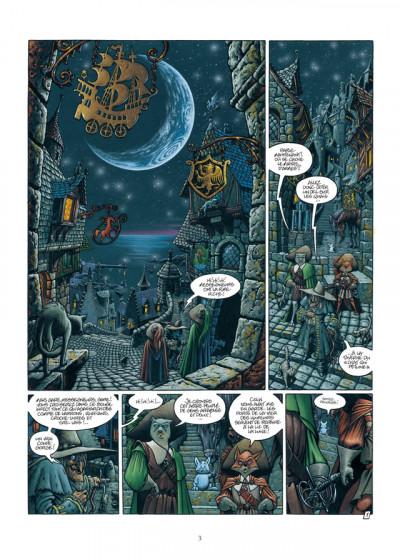 Page 1 de cape et de crocs - intégrale tome 7 et tome 8