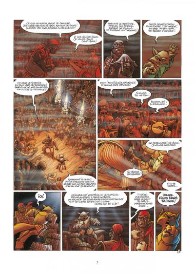 Page 3 de cape et de crocs - intégrale tome 7 et tome 8
