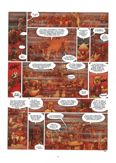Page 4 de cape et de crocs - intégrale tome 7 et tome 8