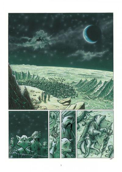 Page 1 de cape et de crocs - intégrale tome 9 et tome 10