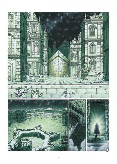 Page 2 de cape et de crocs - intégrale tome 9 et tome 10