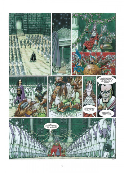 Page 3 de cape et de crocs - intégrale tome 9 et tome 10