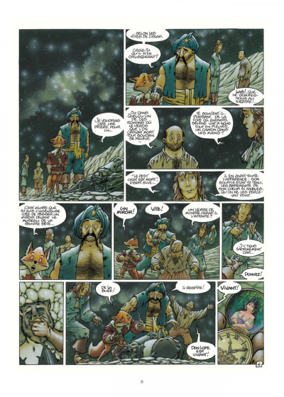 Page 4 de cape et de crocs - intégrale tome 9 et tome 10
