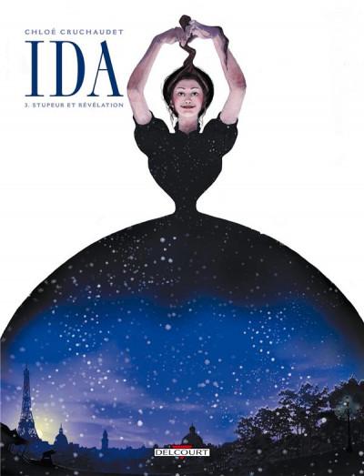 image de Ida tome 3 - stupeur et révélation