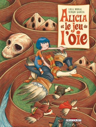 image de Alicia et le jeu de l'oie