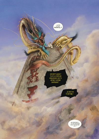 Page 1 la dynastie des dragons tome 3 - la prison des âmes