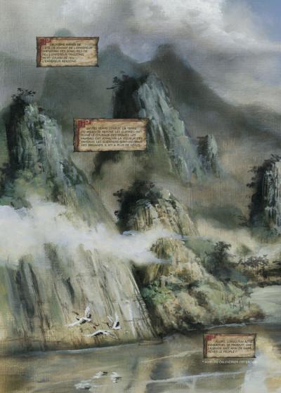 Page 4 la dynastie des dragons tome 3 - la prison des âmes