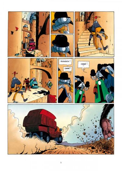Page 3 Horologiom T.1 - l'homme sans clef