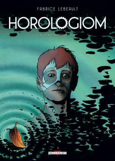 Couverture Horologiom tome 4 - la nuit du requinqueur