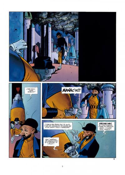 Page 1 Horologiom tome 4 - la nuit du requinqueur