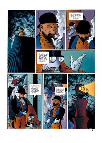 Page 4 Horologiom tome 4 - la nuit du requinqueur