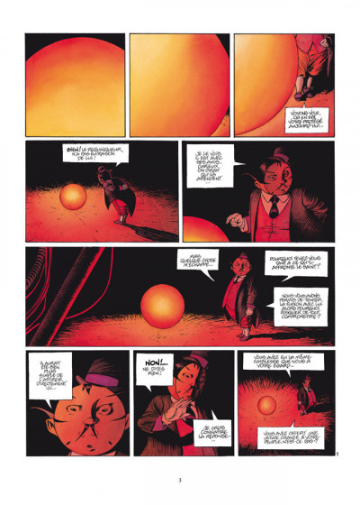 Page 1 Horologiom tome 5 - le grand rouage