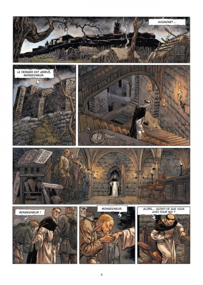 Page 4 je suis cathare tome 5
