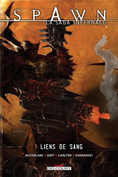 image de Spawn - la saga infernale tome 1 - liens du sang