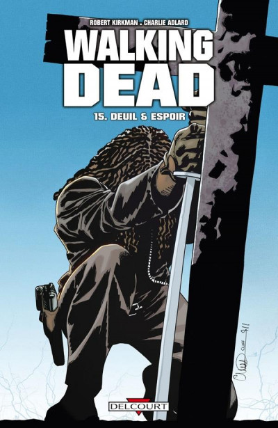 Couverture Walking dead tome 15