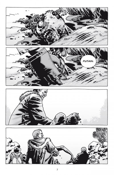 Page 1 Walking dead tome 15