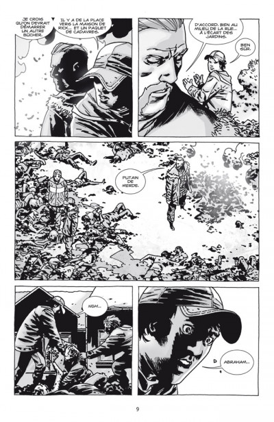 Page 3 Walking dead tome 15