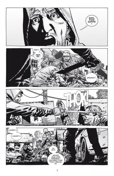 Page 1 walking dead tome 16 - un vaste monde