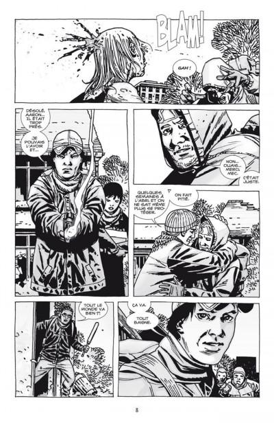 Page 2 walking dead tome 16 - un vaste monde