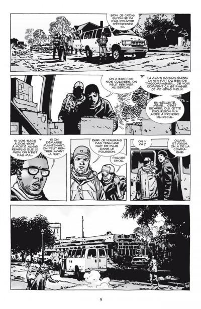 Page 3 walking dead tome 16 - un vaste monde