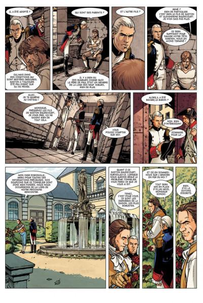 Page 1 fraternités T.1 - 1792, l'ordre guillotiné
