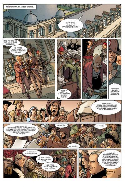 Page 2 fraternités T.1 - 1792, l'ordre guillotiné