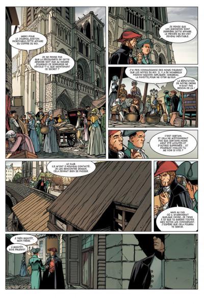 Page 3 fraternités T.1 - 1792, l'ordre guillotiné