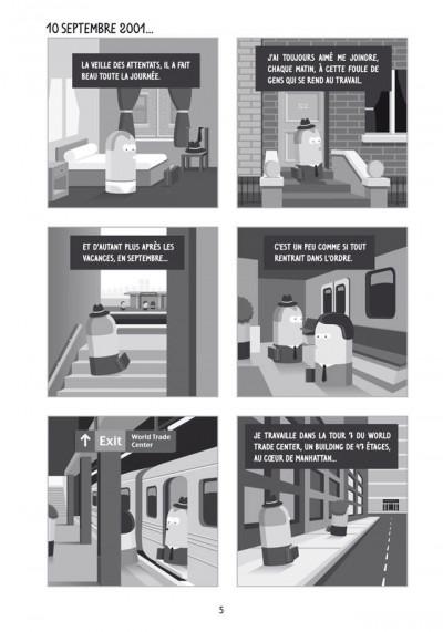 Page 3 Le Bureau des complots