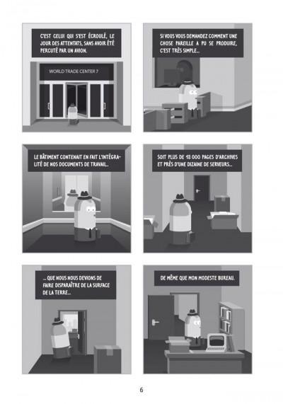 Page 4 Le Bureau des complots