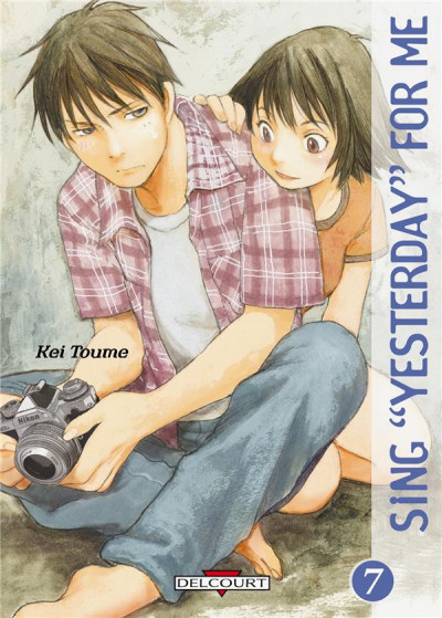Couverture sing yesterday for me tome 7