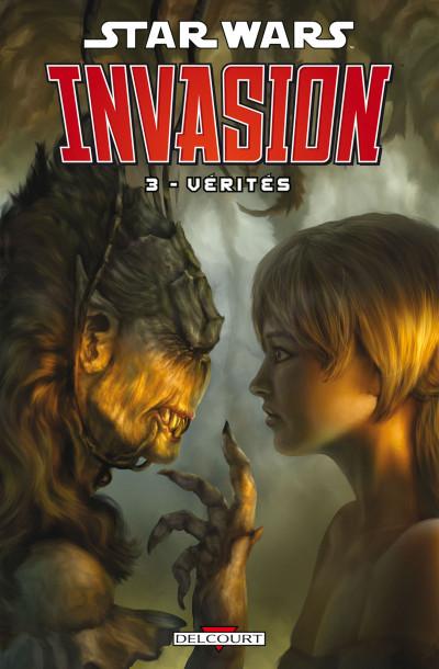 image de Star Wars - invasion tome 3 - vérités