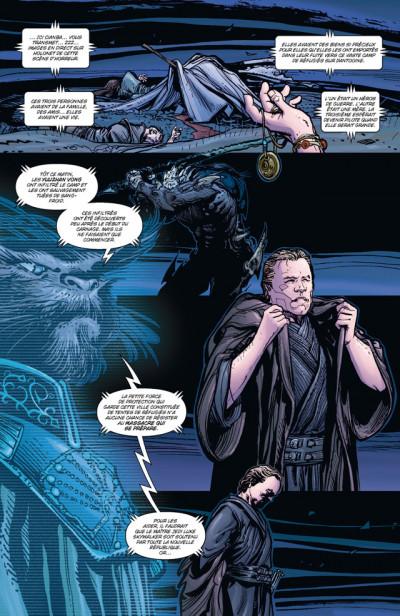 Page 1 Star Wars - invasion tome 3 - vérités