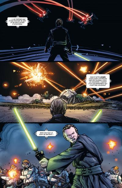 Page 2 Star Wars - invasion tome 3 - vérités