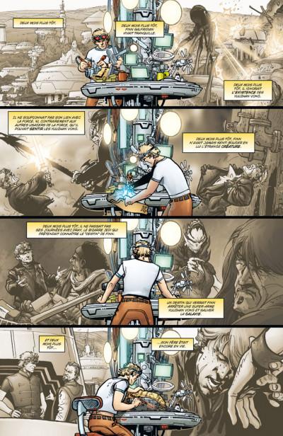 Page 4 Star Wars - invasion tome 3 - vérités