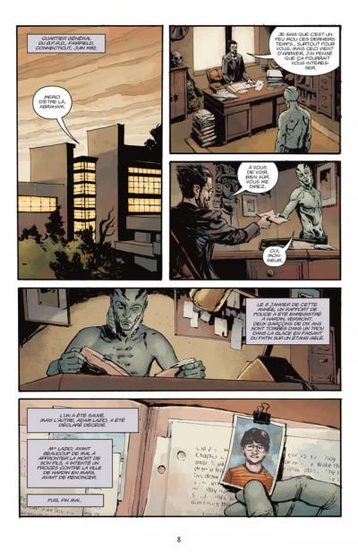 Page 2 Abe sapien tome 2 - la ballade du diable