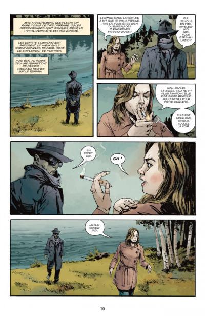 Page 4 Abe sapien tome 2 - la ballade du diable
