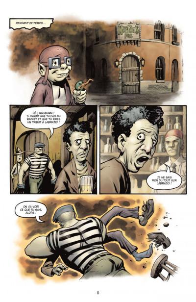 Page 2 the goon tome 9 - calamité de conscience