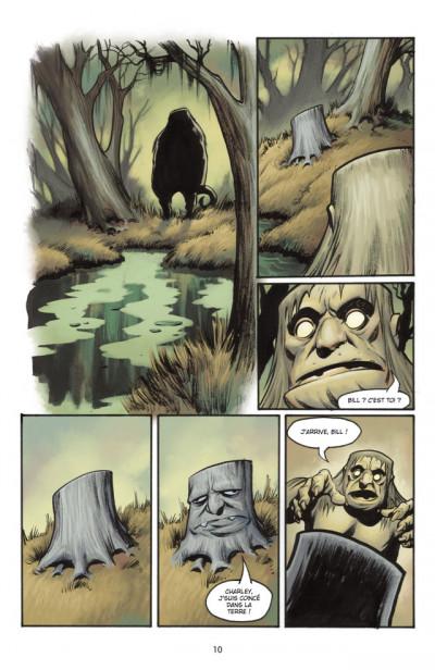 Page 4 the goon tome 9 - calamité de conscience