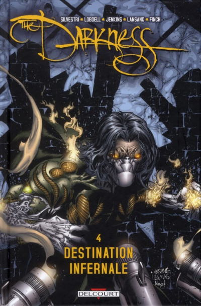 image de the darkness tome 4 - destination infernale