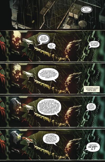 Page 1 spawn, la saga infernale tome 2 - abus de confiance
