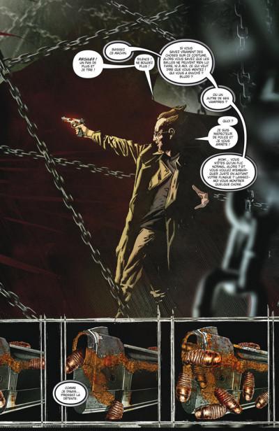 Page 3 spawn, la saga infernale tome 2 - abus de confiance