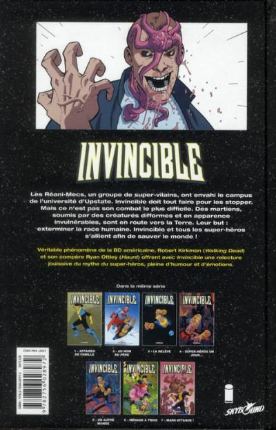Dos Invincible tome 7