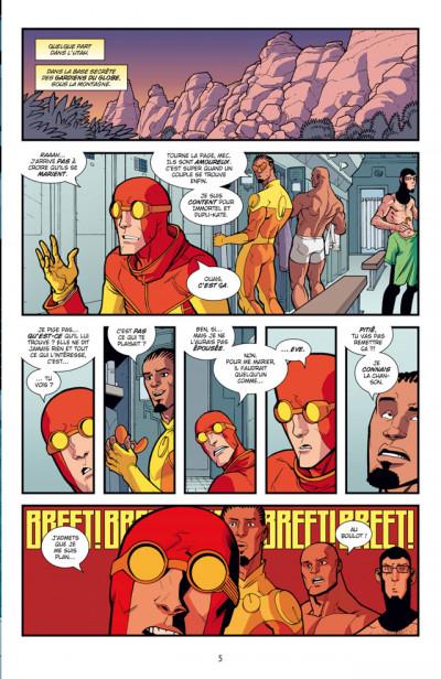 Page 1 Invincible tome 7
