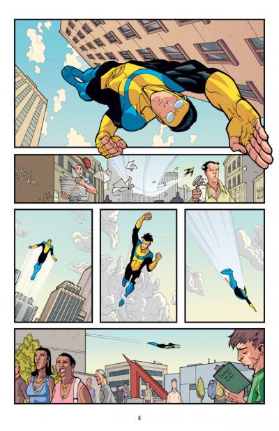 Page 4 Invincible tome 7