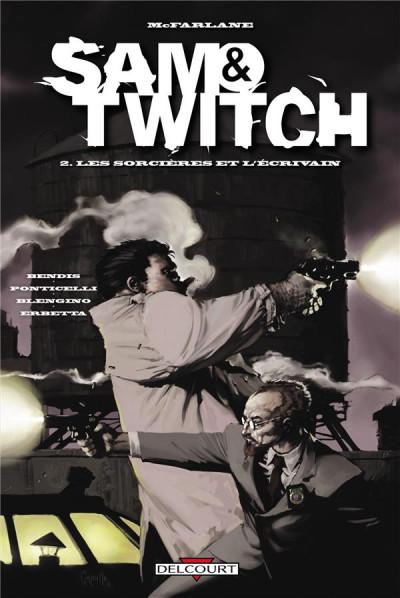 image de Sam & Twitch tome 2 - les sorcières et l'écrivain